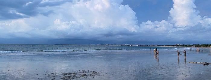Jimbaran Beach is one of Bali.