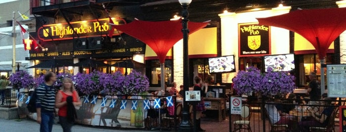 The Highlander Pub is one of Janet 님이 좋아한 장소.
