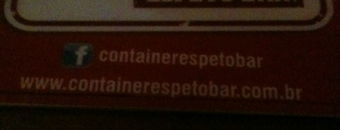 Container Espeto Bar is one of Bares/botecos.