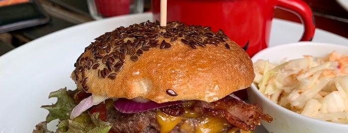 Kaiser Franz Beer & Burger is one of New jinx.
