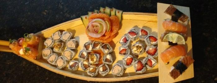 Tonkay Sushi is one of Lugares que não volto mais.
