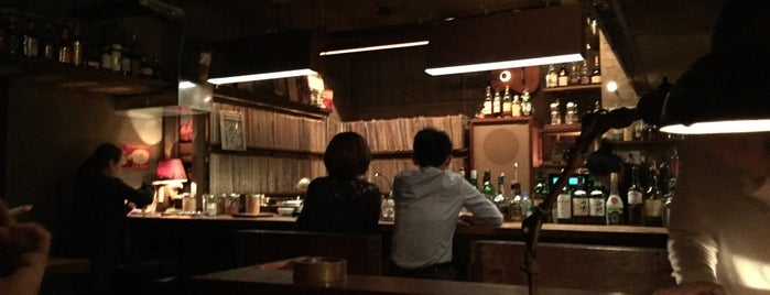 bar track is one of Tokyo - Places to check out.
