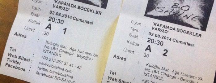 Bosahne is one of İstanbul Avrupa Yakası #4 🍁🍃.