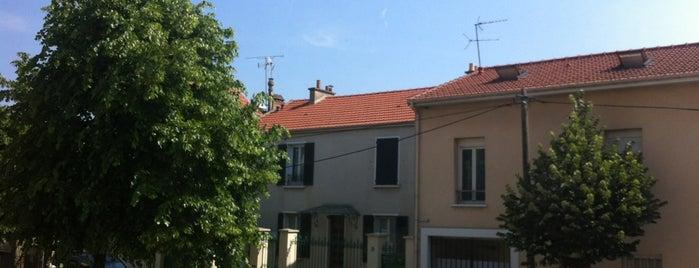 Saint-Maur-des-Fossés is one of Biba'nın Beğendiği Mekanlar.