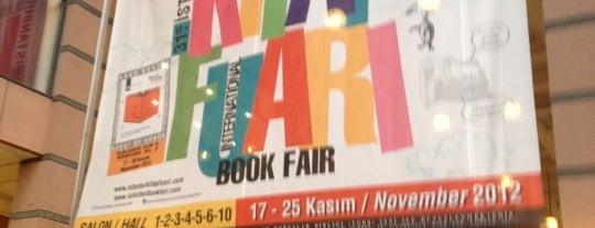 31. İstanbul Uluslararası Kitap Fuarı is one of istanbul.
