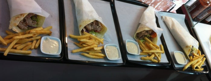 Kebab Paris is one of Comer.