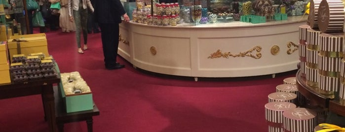 Fortnum & Mason is one of Best Shopping Spots in London.