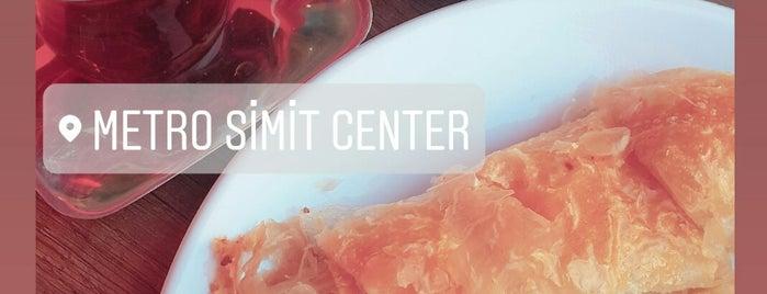 Metro Simit Center is one of Posti che sono piaciuti a Murat.