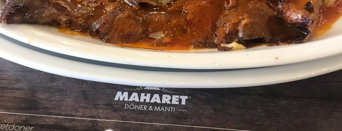 Maharet Döner & Mantı is one of Anıl 님이 좋아한 장소.
