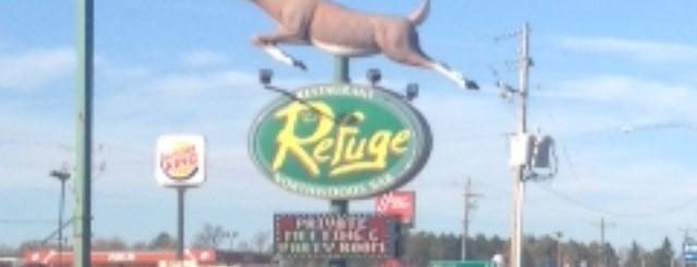 The Refuge is one of สถานที่ที่บันทึกไว้ของ CindyLou.