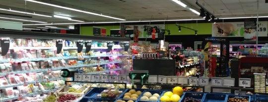 Carrefour Market is one of Posti che sono piaciuti a Anthony.
