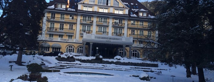 Grand Hotel Bellevue is one of BoutiqueHotels.