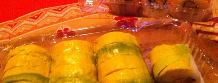 Kyodai Sushi Delivery is one of Restaurantes, Bares, Cafeterías y Mundo Gourmet.