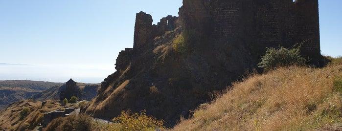 Amberd is one of Armenia.