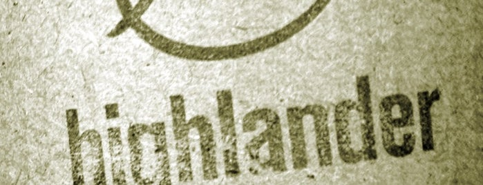 Highlander Coffee is one of Great Coffee in Singapore.