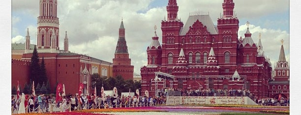 Рекомендации Алисы - Москвa Путешествие