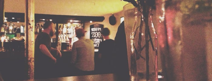 Zoo is one of HAM × Clubs × Bars.