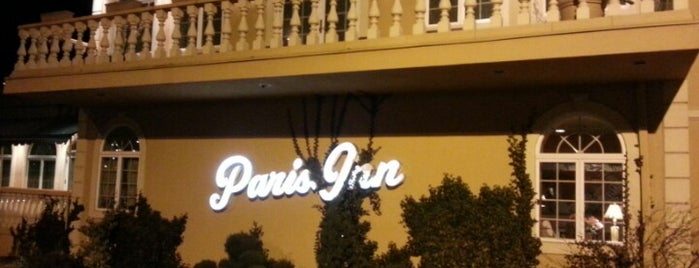 Paris Inn Restaurant is one of Gespeicherte Orte von Lizzie.