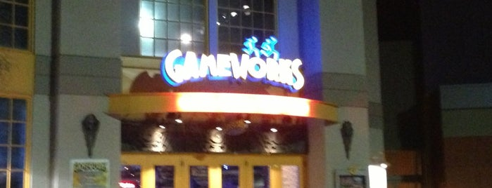 GameWorks is one of Places to visit in Phoenix/Scottsdale.