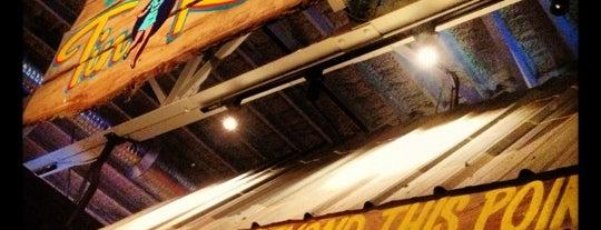 Tin Roof is one of Posti che sono piaciuti a Chelsea.