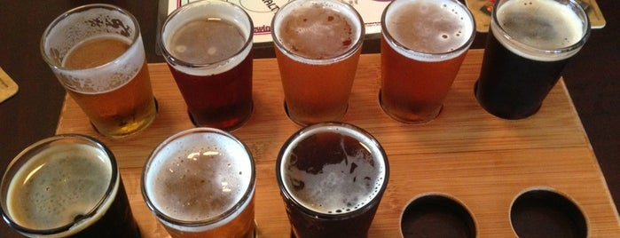Mad River Tasting Room is one of Craft Breweries Across the US.