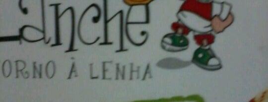 Ponto da Pizza e do Lanche is one of boa comida!! =P.