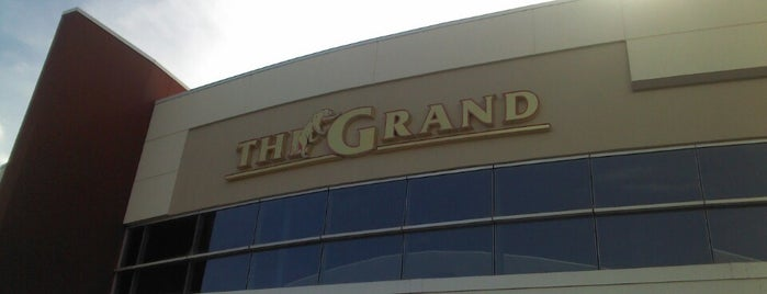 Grand Theater 18 is one of Lugares favoritos de Gulfport Biloxi.