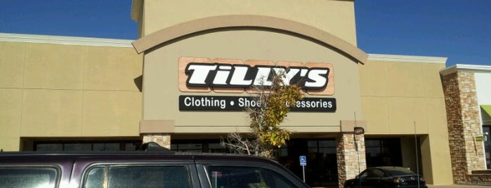 Tilly's is one of Freaker USA Stores Mountains.