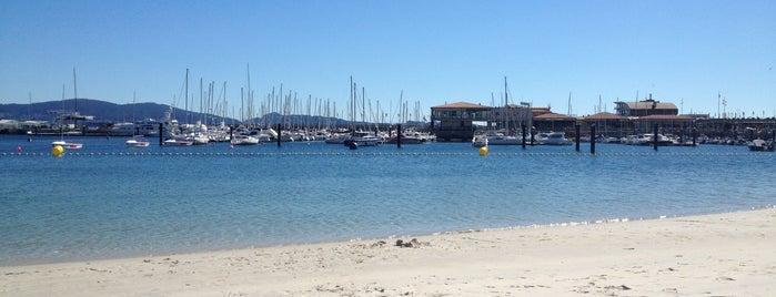 Praia Da Panadeira is one of Playas de España: Galicia.