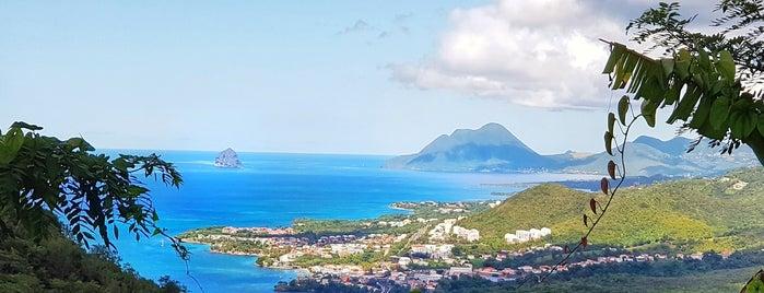 Point de vue Morne Gommier is one of Martinique.