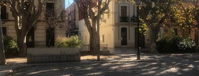 Plaza De La Iglesia is one of Lugares favoritos de m.