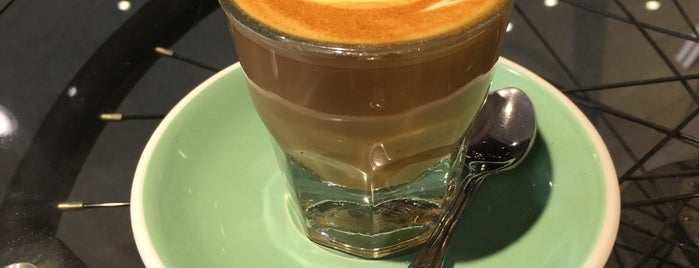 The Grind Coffee Company is one of Joburg.