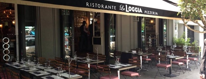 La Loggia is one of Df.