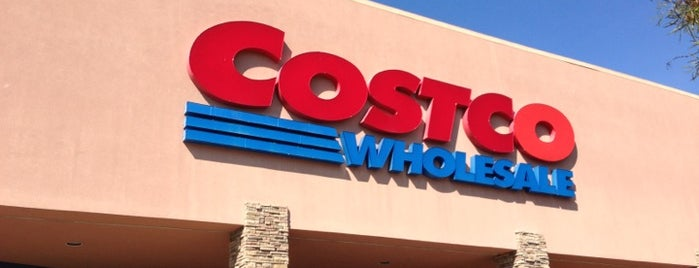 Costco Wholesale is one of Locais curtidos por Justin.