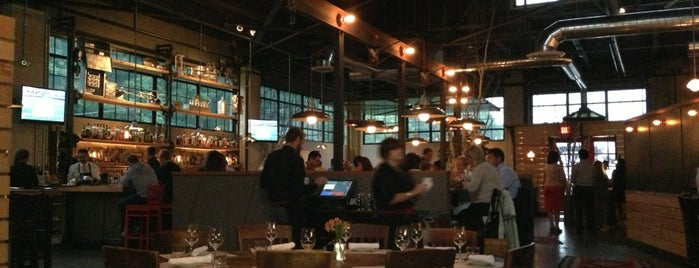 Steel and Rye is one of Nicer Boston Restaurants.