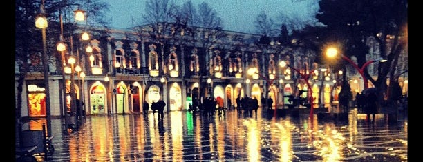 Fəvvarələr Meydanı | Fountains Square is one of Baku.