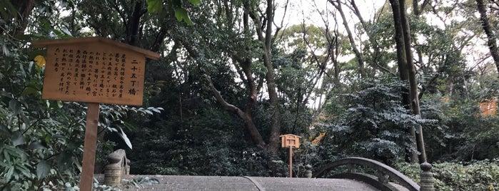 二十五丁橋 is one of 愛知に旅行したらココに行く!.