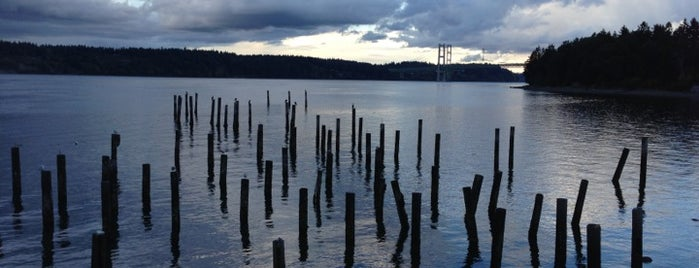 Titlow Park is one of Tacoma/Seattle WA.