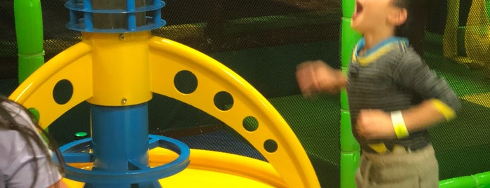 funtastic playtorium is one of Seattle for kids.