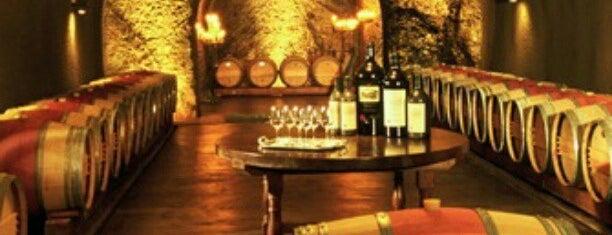 Araujo Estate Wines is one of Wineries & Vineyards.