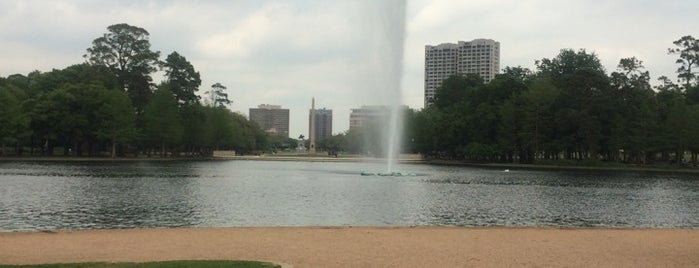 Hermann Park is one of The Daytripper's Houston.
