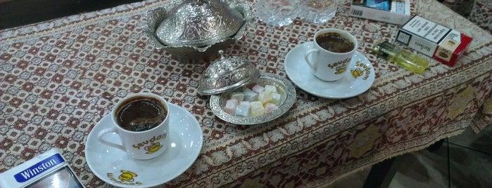 Sevdam Cafe is one of Locais curtidos por Özlem.