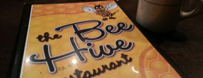Bee Hive Restaurant is one of Oakland & Frannie & NW.