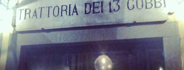 Trattoria 13 Gobbi is one of Firenze.