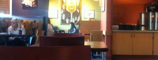 Panera Bread is one of T2TheLeeさんのお気に入りスポット.