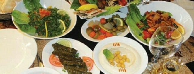 Fakhreldine cafe and restaurant is one of Dubai Food 3.
