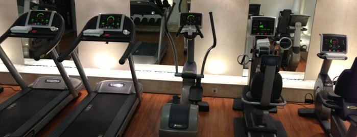 Hotel Bristol Fitness Room is one of Gökhanさんのお気に入りスポット.
