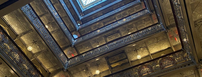 The Beekman - A Thompson Hotel is one of Drinks.