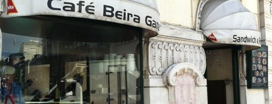 Beira Gare is one of lis.