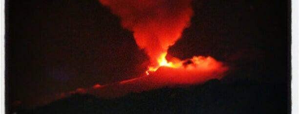 Etna is one of Grand Tour de Sicilia.
